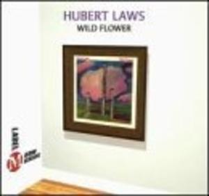 Album  Cover Hubert Laws - Wild Flower on ATLANTIC Records from 1972