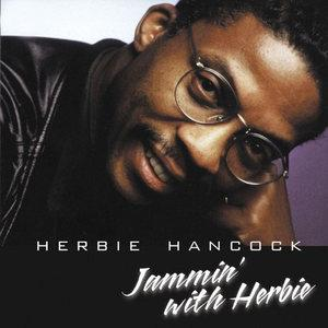 Album  Cover Herbie Hancock - Jammin' With Herbie on PRIME CUTS Records from 1995