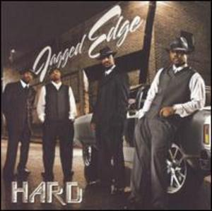Front Cover Album Jagged Edge - Hard