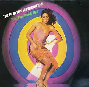 Album  Cover Players Association - Turn The Music Up on VANGUARD Records from 1979