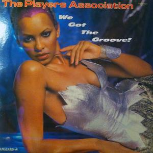 Album  Cover Players Association - We Got The Groove on VANGUARD Records from 1980