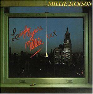 Album  Cover Millie Jackson - Lovingly Yours on SPRING Records from 1977