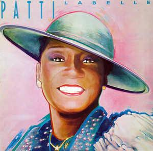 Front Cover Album Patti Labelle - Patti