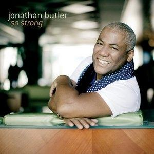 Front Cover Album Jonathan Butler - So Strong