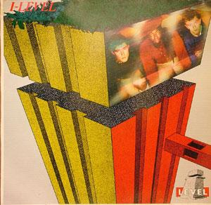 Album  Cover I-level - I Level on VIRGIN Records from 1983
