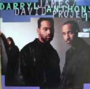Album  Cover Darryl James & David Anthony - Project 1 on FREEZE Records from 1993