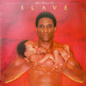Front Cover Album Slave - Just A Touch Of Love