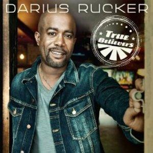 Album  Cover Darius Rucker - True Believers on CAPITOL Records from 2013