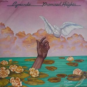 Album  Cover Cymande - Promised Heights on JANUS Records from 1974
