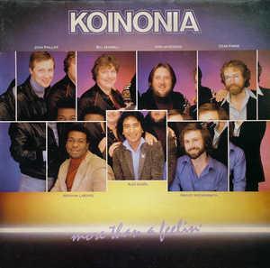 Album  Cover Koinonia - More Than A Feelin' on BREAKER Records from 1983