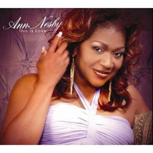 Album  Cover Ann Nesby - This Is Love on SHANACHIE Records from 2007