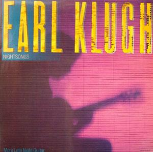 Album  Cover Earl Klugh - Nightsongs on CAPITOL Records from 1984