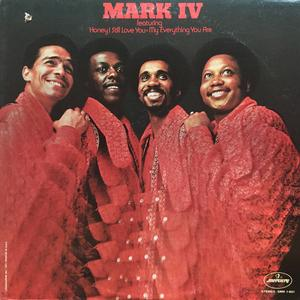 Album  Cover Mark Iv - Mark Iv on MERCURY / SRM 1-651 Records from 1973