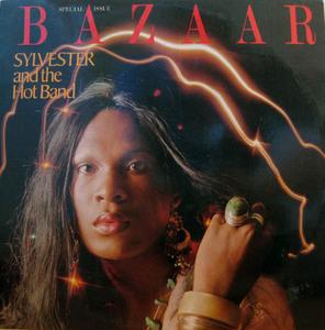 Album  Cover Sylvester - With The Hot Band: Bazaar on  Records from 1973