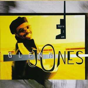 Album  Cover Glenn Jones - Here I Am on ATLANTIC Records from 1994