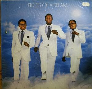 Album  Cover Pieces Of A Dream - Imagine This on ELEKTRA Records from 1983