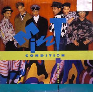 Album  Cover Mint Condition - Meant To Be Mint on PERSPECTIVE Records from 1991