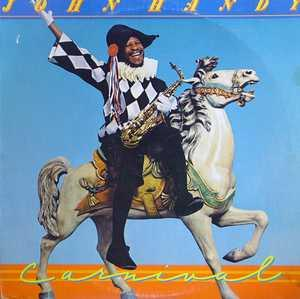 Album  Cover John Handy - Carnival on ABC Records from 1977