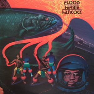 Album  Cover Herbie Hancock - Flood on A & M Records from 1975