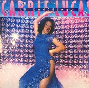 Album  Cover Carrie Lucas - Carrie Lucas In Danceland on SOLAR Records from 1979