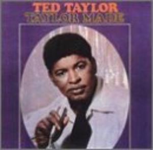 Album  Cover Ted Taylor - Taylor Made on JEWEL Records from 1971