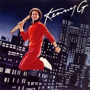 Front Cover Album Kenny G - Kenny G