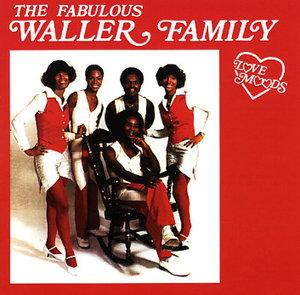Album  Cover Fabulous Waller Family - Love Moods on DYNAMIC ARTISTS Records from 1980