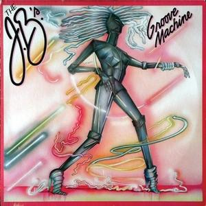 Album  Cover The J. B.'s - Groove Machine on DRIVE Records from 1979