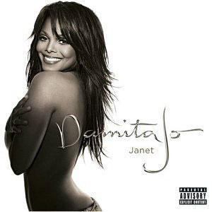 Album  Cover Janet Jackson - Damita Jo on VIRGIN Records from 2004