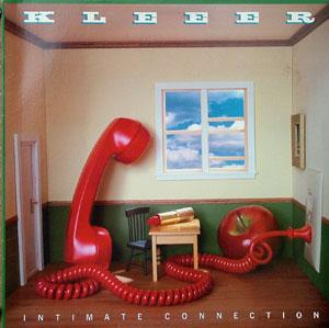 Front Cover Album Kleeer - Intimate Connection
