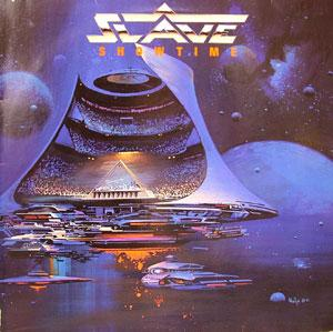 Album  Cover Slave - Showtime on COTILLION Records from 1981