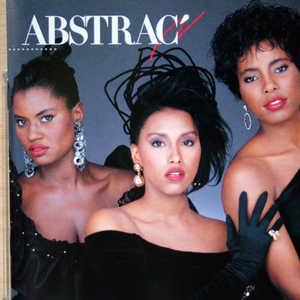 Album  Cover Abstrac' - Abstrac' on REPRISE Records from 1989