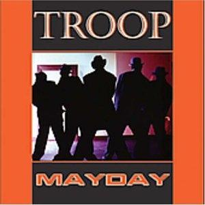 Album  Cover Troop - Mayday on KOCH Records from 1998
