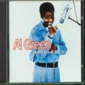Album  Cover Al Green - Don't Look Back on RCA Records from 1993