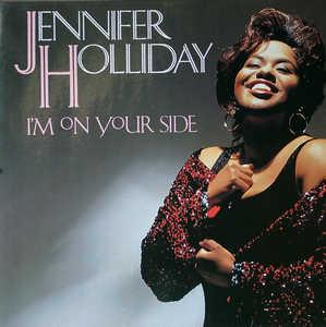 Front Cover Album Jennifer Holliday - I'm On Your Side