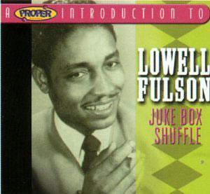 Album  Cover Lowell Fulson - Lowell Fulson on KENT Records from 1979