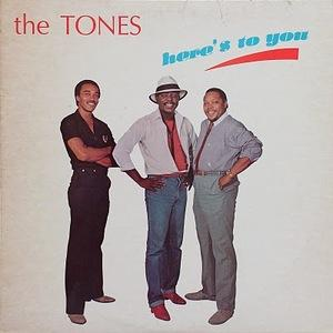 Album  Cover Tones - Here's To You on CRIMINAL Records from 1983