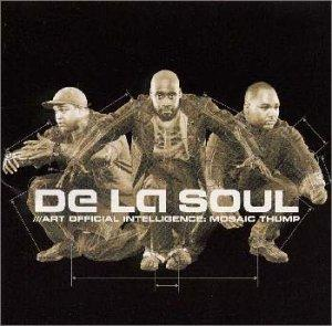Album  Cover De La Soul - Art Official Intelligence on TOMMY BOY Records from 2000