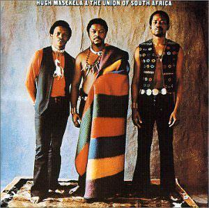 Album  Cover Hugh Masekela - Hugh Masekela & Union Of South Africa on MOTOWN Records from 1994