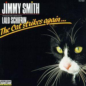 Album  Cover Jimmy Smith - The Cat Strikes Again on INNER CITY Records from 1980