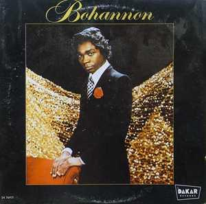 Album  Cover Hamilton Bohannon - Bohannon on DAKAR Records from 1975