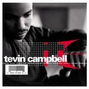Album  Cover Tevin Campbell - Tevin Campbell on WARNER BROS. Records from 1999