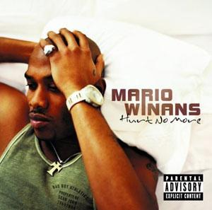Front Cover Album Mario Winans - Hurt No More