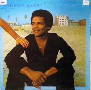 Album  Cover Johnny Nash - Let's Go Dancing on EPIC Records from 1979