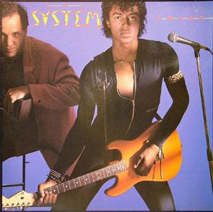 Front Cover Album The System - Sweat