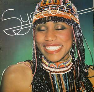 Album  Cover Syreeta Wright - Syreeta on TAMLA Records from 1980