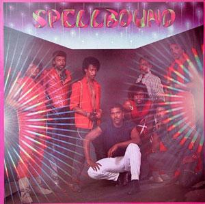 Album  Cover Spellbound - Spellbound on HEAT Records from 1985