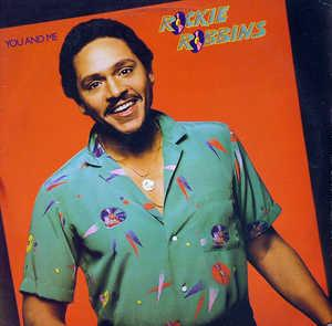 Album  Cover Rockie Robbins - You & Me on A&M Records from 1980