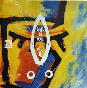Album  Cover Soul Ii Soul - Vol Ii (1990 A New Decade) on VIRGIN Records from 1990
