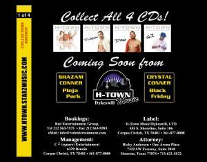 Album  Cover H Town - Imitations Of Life on BCD Records from 2004